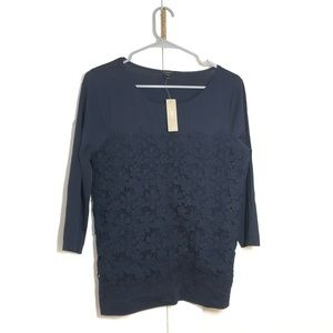 NWT J. Crew Lace Top